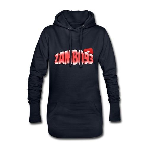 ZAMBO93OFFICIAL - Vestitino con cappuccio