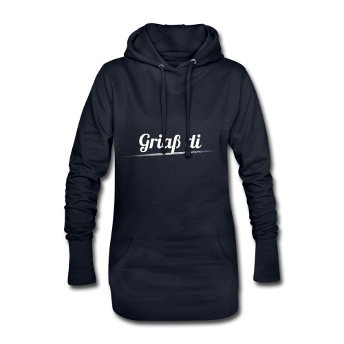Griaß di - Grüße Dich Bayrisch Dialekt - Hoodie-Kleid
