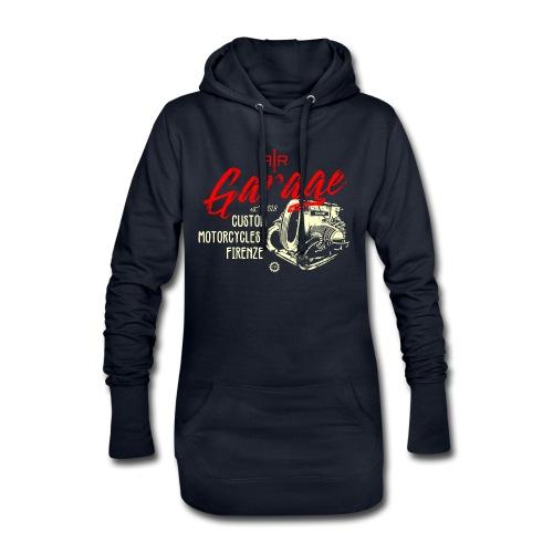 RR Garage Custom Motorcycles - Vestitino con cappuccio