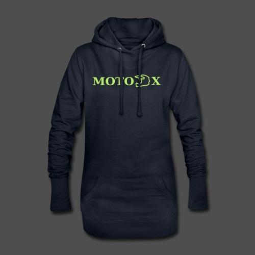 moto x - Długa bluza z kapturem