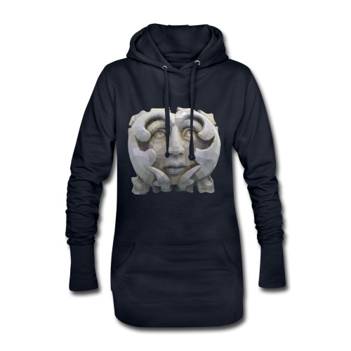 Greenman for Pagans and Druids - Hoodie Dress