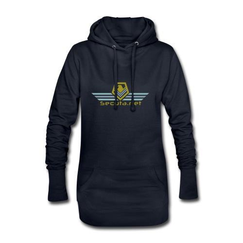 Secuta Logo - Hoodie-Kleid