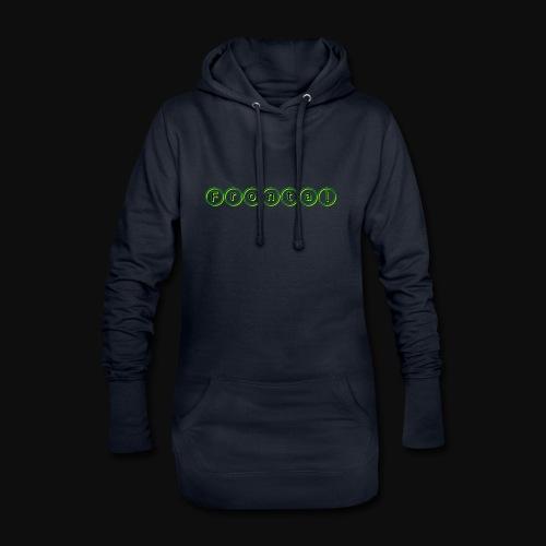 ƒяσηтαℓ (green) - Hoodie-Kleid