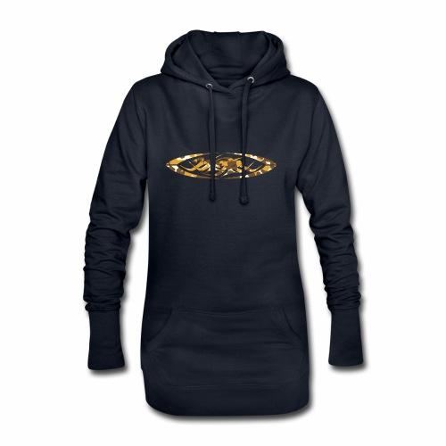 2wear original logo cammo orange - Hoodie-kjole