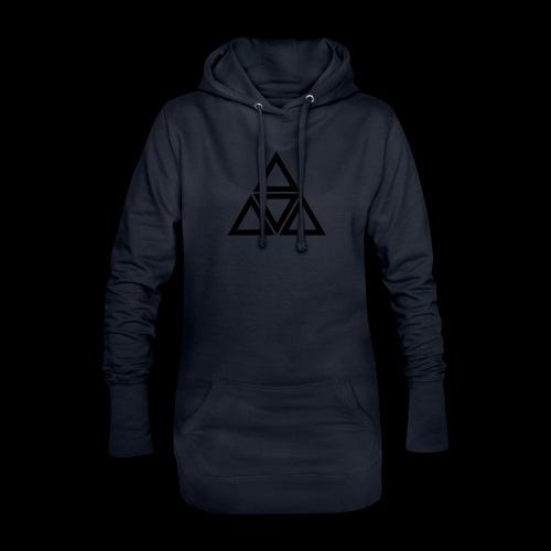 triangle - Vestitino con cappuccio