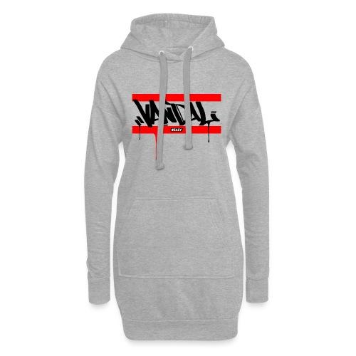 #EASY Graffiti Vandal T-Shirt - Vestitino con cappuccio