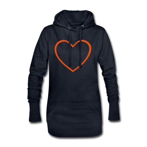 Hjärta 4 - Luvklänning