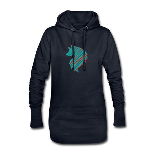 Nesreen24 - Hoodie-kjole