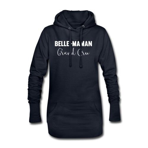 Belle maman grand cru - Sweat-shirt à capuche long Femme