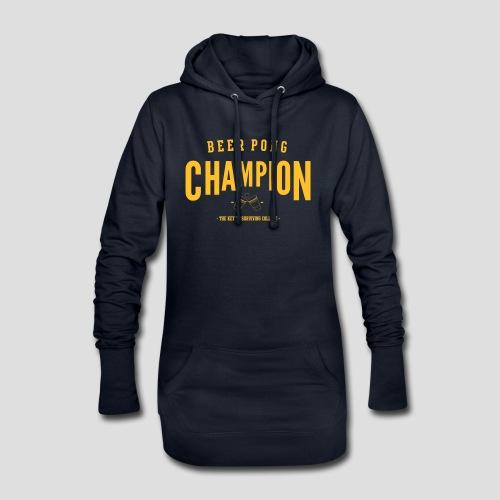 Beerpong Champion T-Shirt - Hoodie-Kleid
