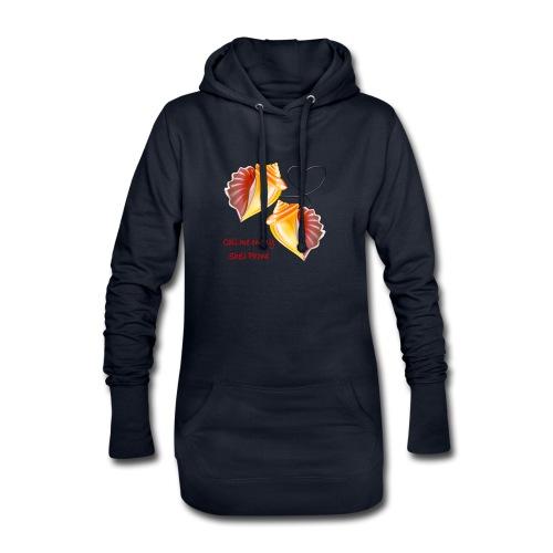 Shell - Hoodie-Kleid
