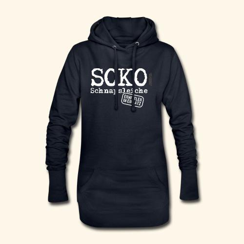 Sauf T Shirt SOKO Schnapsleiche - Hoodie-Kleid