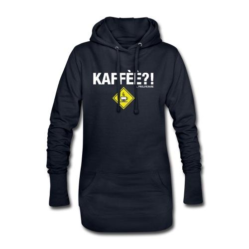 KAFFÈÈ?! by Il Proliferare - Vestitino con cappuccio