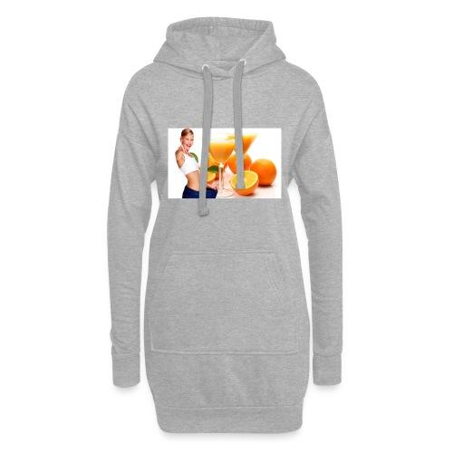 Uwes Network-Shop-T-Shirt - Hoodie-Kleid