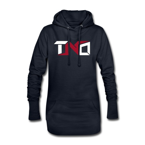 TNO LOGO 2 - Sudadera vestido con capucha