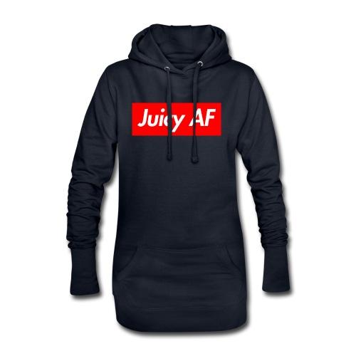 Juicy AF Front - Hoodie-Kleid