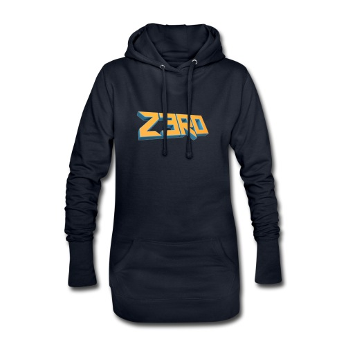 The Z3R0 Shirt - Hoodie Dress