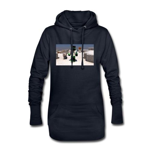 t-shirt - Luvklänning