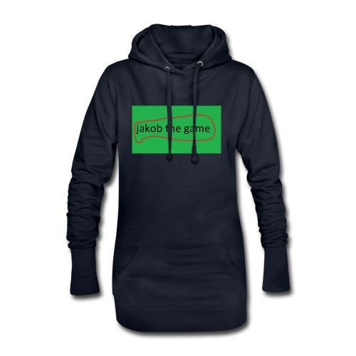 jakob the game - Hoodie-kjole