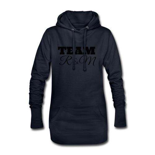 Snapback team r&m - Hoodie Dress