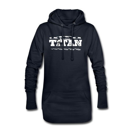 Vape Titan - Hoodie-Kleid