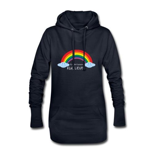 Kuhlevel Gamer Shirt Geschenk - Hoodie-Kleid