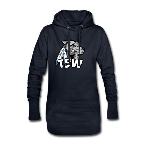 T5Wolves - Hoodie Dress