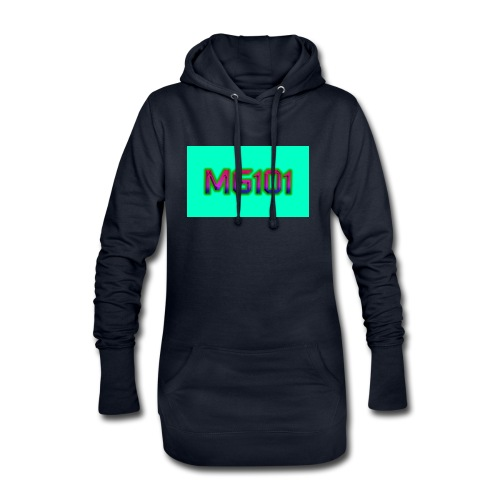 MG101 Designs - Hoodie Dress