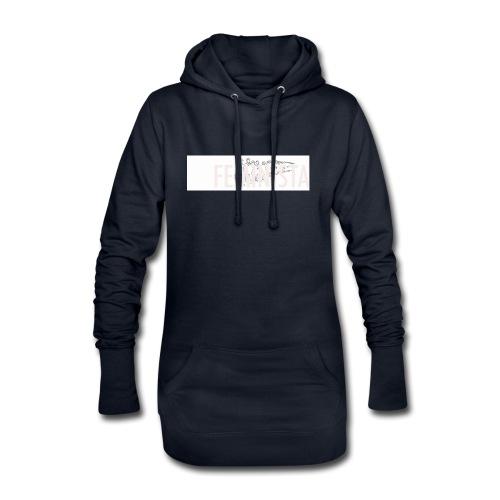 FEMINISTAarmy - Sweat-shirt à capuche long Femme