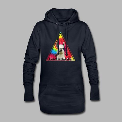 Illumilama logo T-shirt - Hoodie Dress