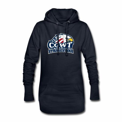 CGWT - Vestitino con cappuccio