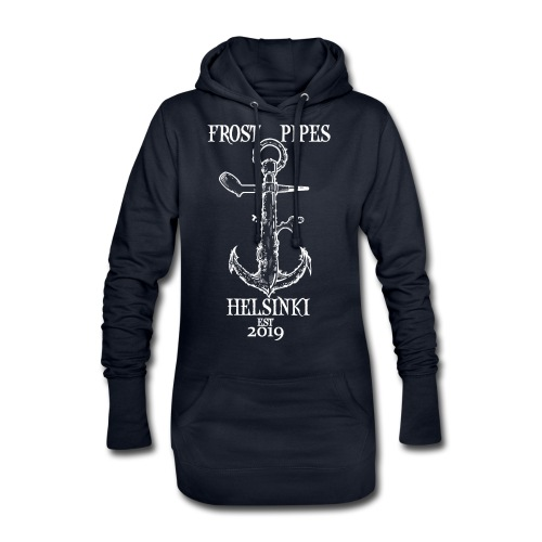Frost Anchor - Hoodie Dress