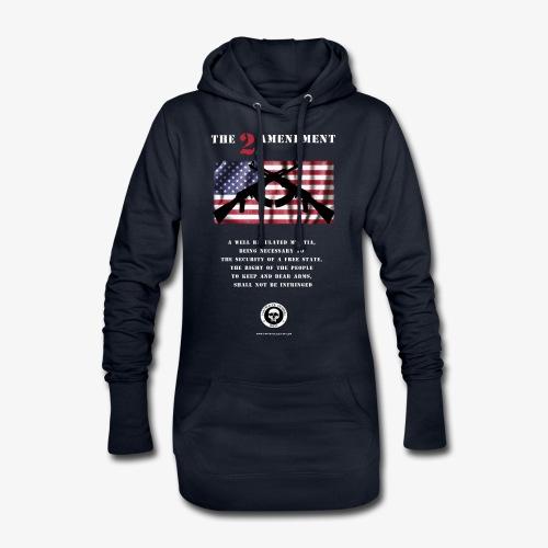2nd Amendment - Hoodie-Kleid