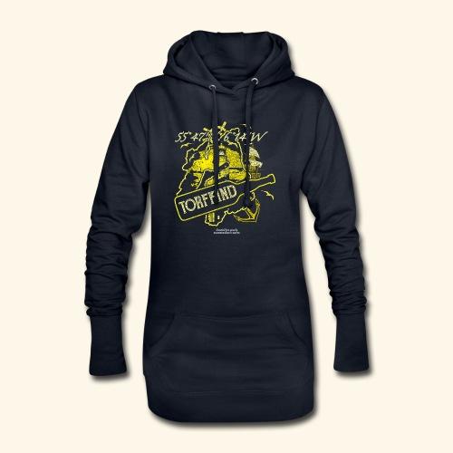 Whisky T Shirt Design Torfkind für Islay Fans - Hoodie-Kleid