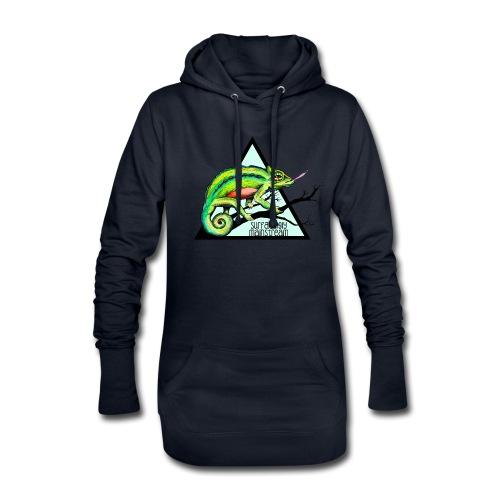 Chamäleon Mainstream - Hoodie-Kleid