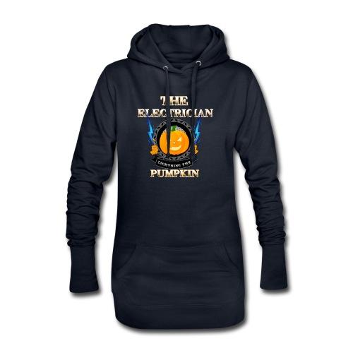 The Electrican lightning the Pumpkin - Hoodie-Kleid