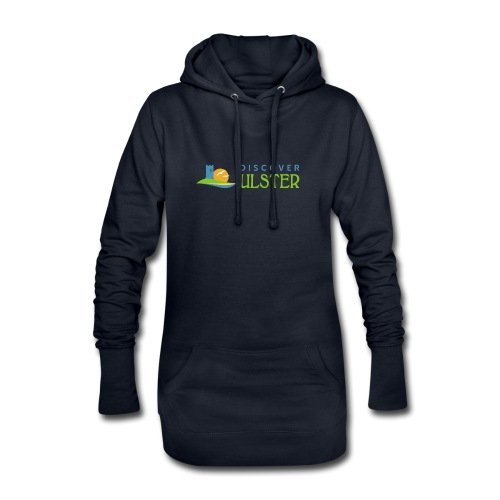 discover ulster logo - Hoodie Dress
