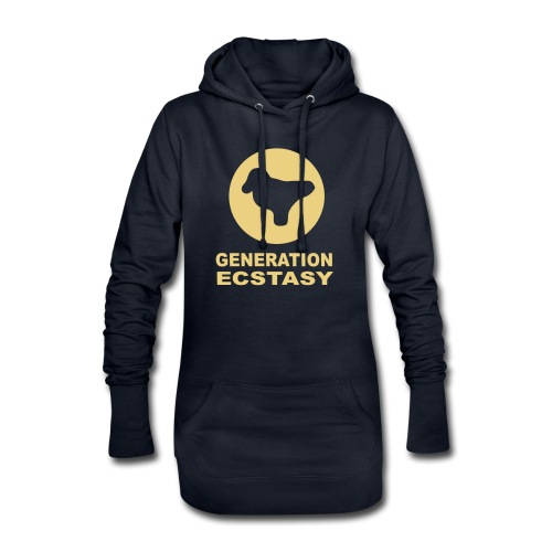 Generation Ecstasy featuring a Dove Pill - Hoodie Dress