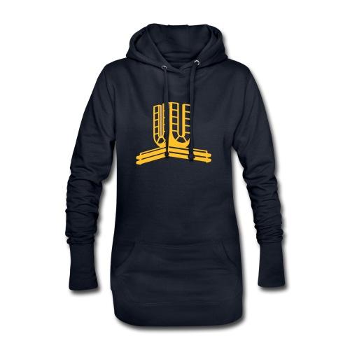 Dortmunder U - Hoodie-Kleid