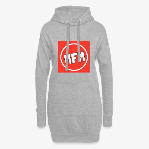 MrFootballManager Clothing - Hoodie Dress