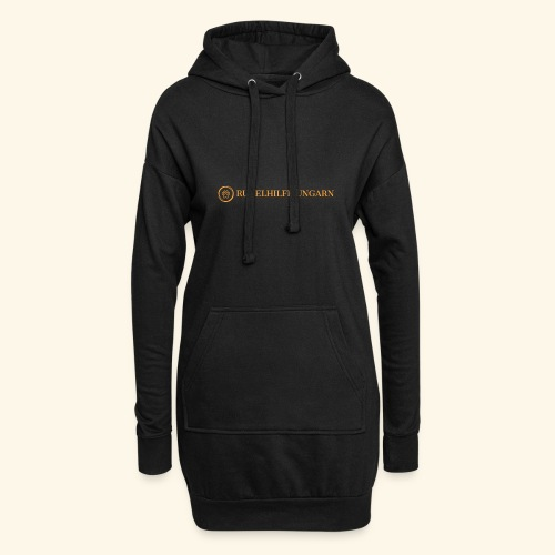 Rudelhilfe Logo - Hoodie-Kleid