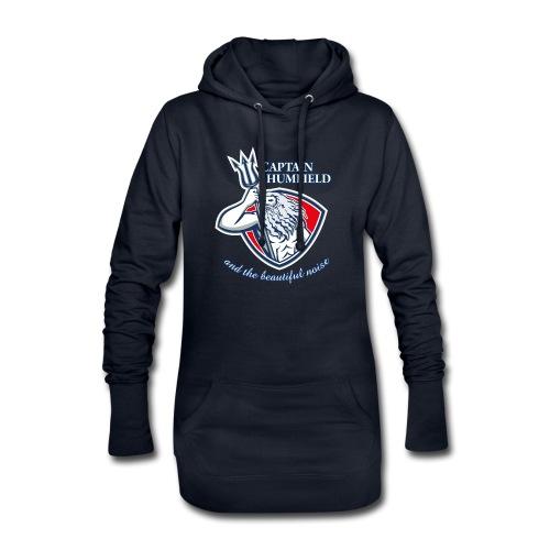 Captain Humfield Logo - Hoodie-Kleid