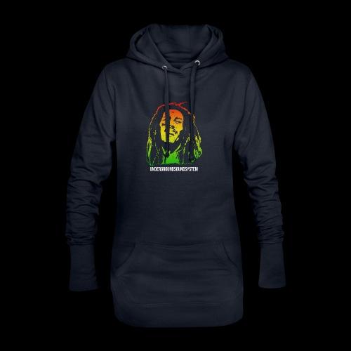 King of Reggae - Hoodie-Kleid