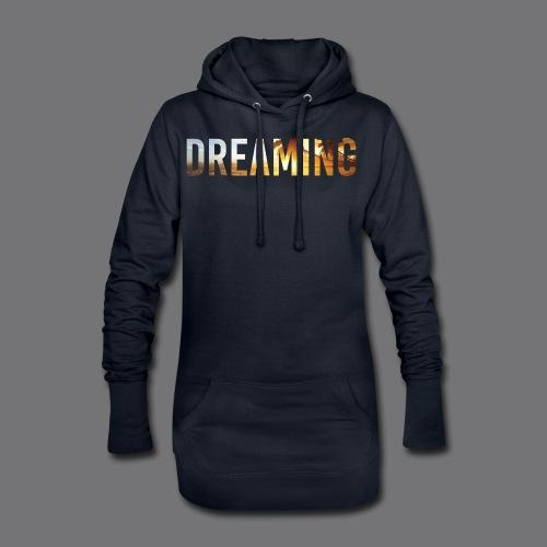 DREAMING Tee Shirts - Hoodie Dress
