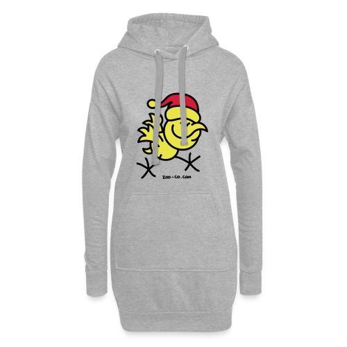 Merry Christmas Chicken - Hoodie Dress