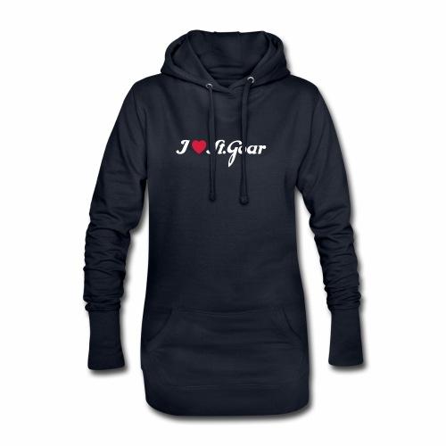 I Love St. Goar - Hoodie-Kleid