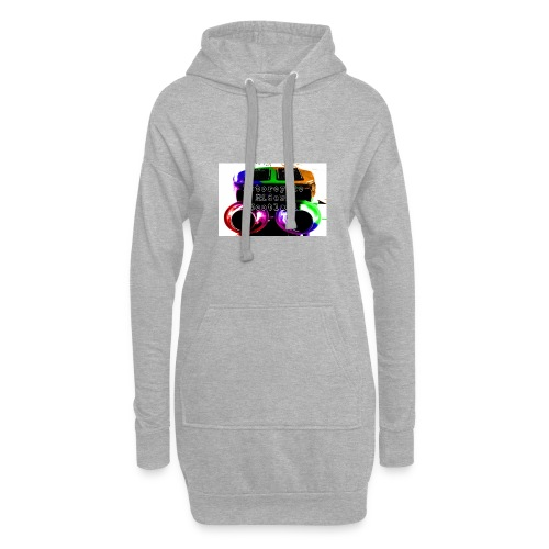 MCRS Twin Pipes - Hoodie Dress