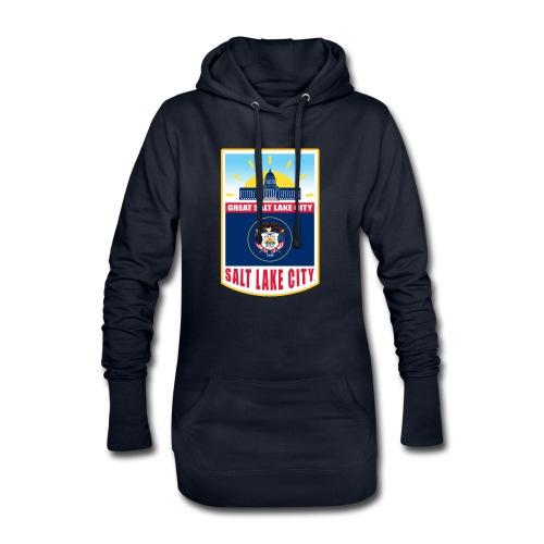 Utah - Salt Lake City - Hoodie Dress