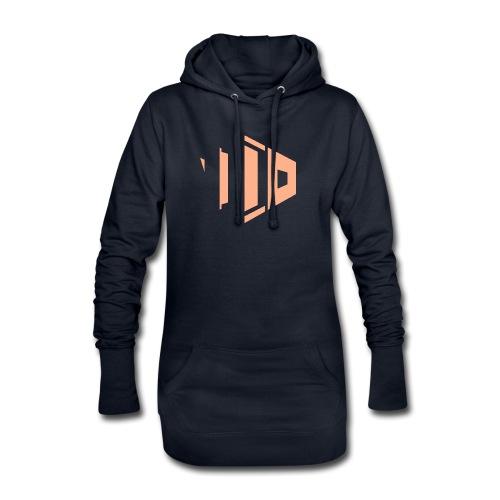 Logo ( Vio ) - Hoodie Dress