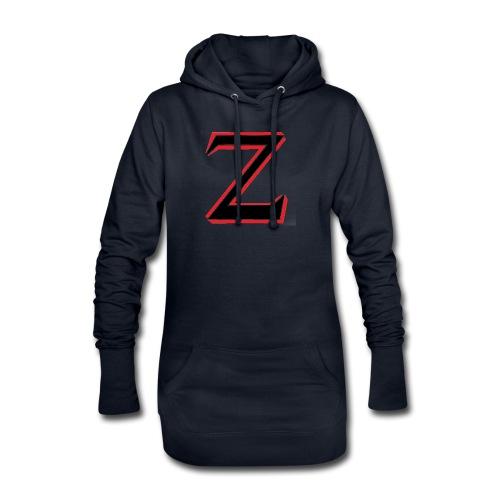 TheZbyszek - Długa bluza z kapturem